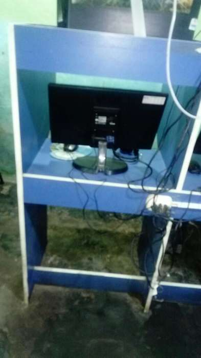 Vendo Módulos para Cabinas de Internet