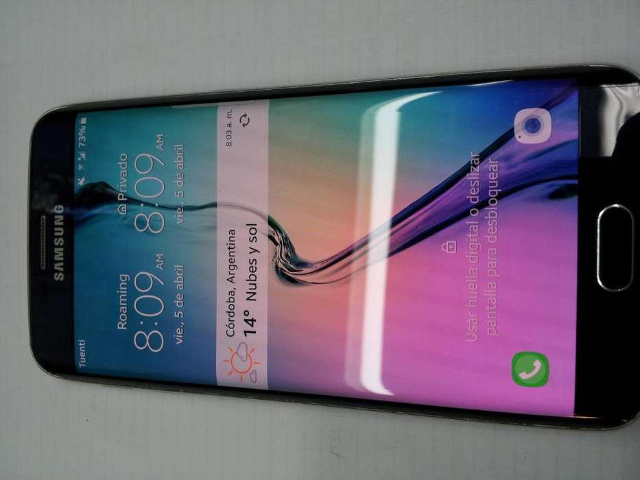 Samsung S6 Edge Liberado de Fábrica