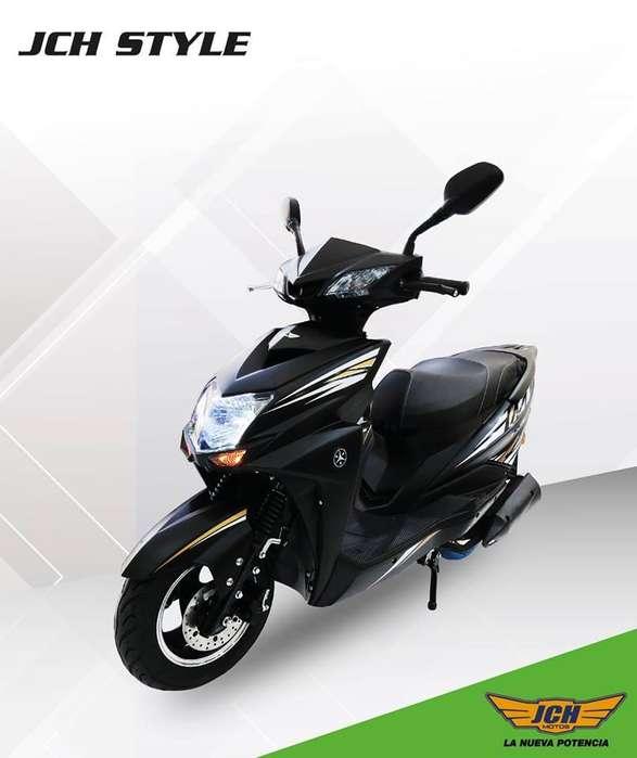 MOTO SCOOTER JCH STYLE 150 CC