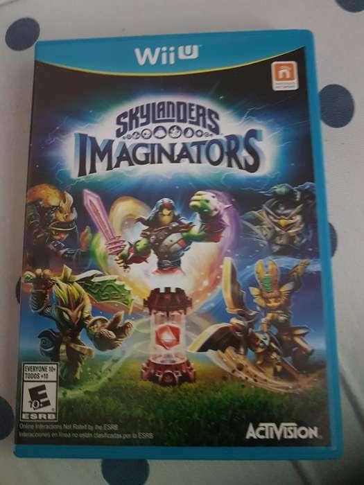 Juego Wii U Skylanders Imaginators