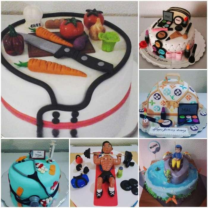 Ponques, Tortas, Cupcakes Y Galletas
