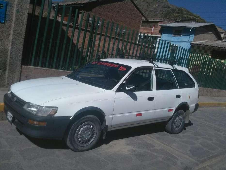 Toyota Corolla S 1999 - 321 km