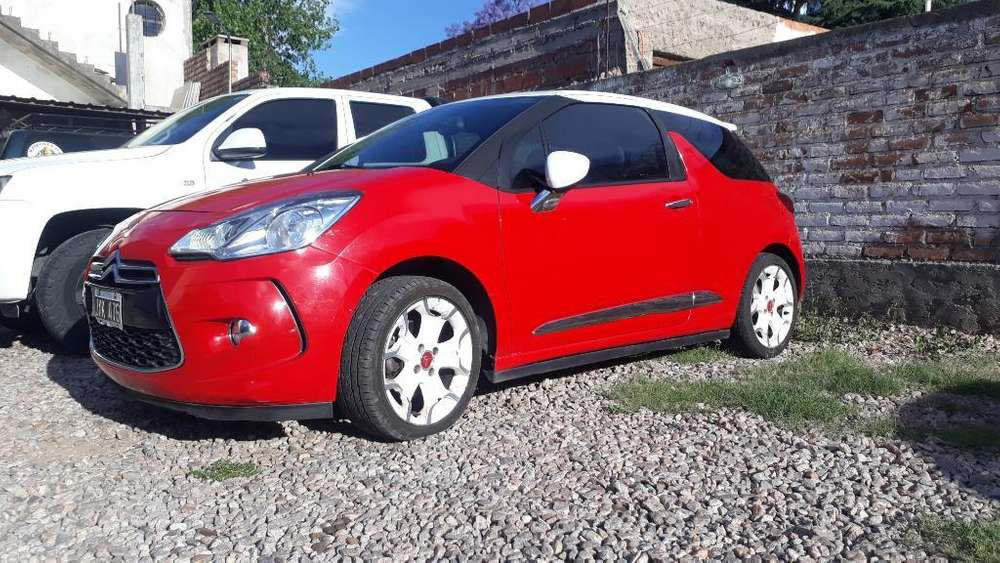 Citroen DS3 2012 - 120000 km