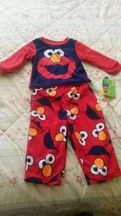 pijama de elmo nuevo de plaza sesamo