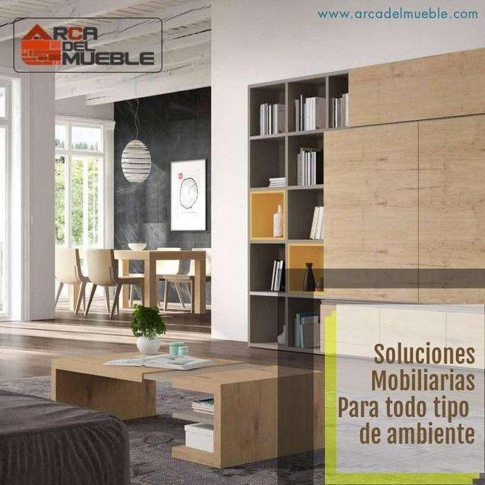 Muebles, Cocinas Integrales, Centros de Entretenimiento, Closets, Mosquera Funza Madrid