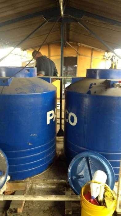Lavado Y Desinfeccion Tanques de Agua Po