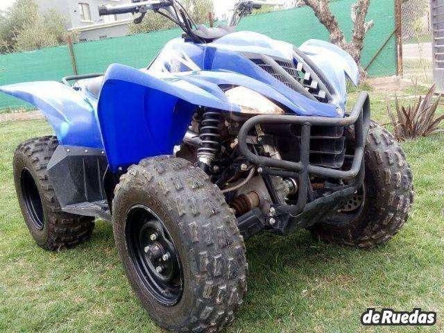 Cuatriciclo Yamaha YFZ 450 R Wolverine