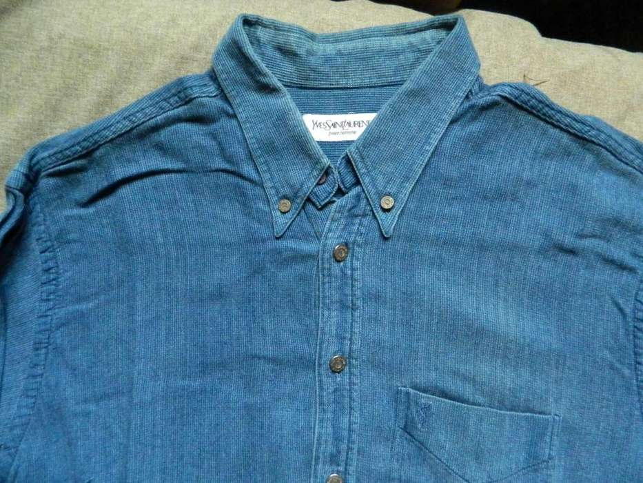 <strong>camisa</strong> de Jean Yves Saint Laurent YSL talle 40 Medium