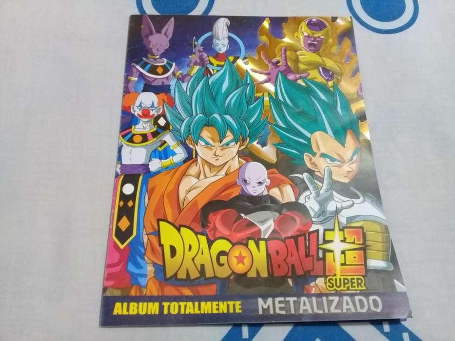 album dragón ball super torneo del poder