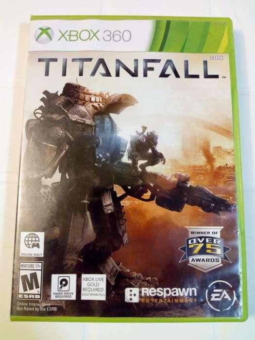 Juego Titanfall Original de Xbox 360, en fisico