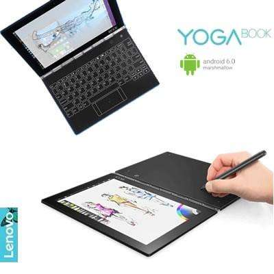 TABLET LENOVO YOGA BOOK CON ANDROID 6 4GB RAM 64GB