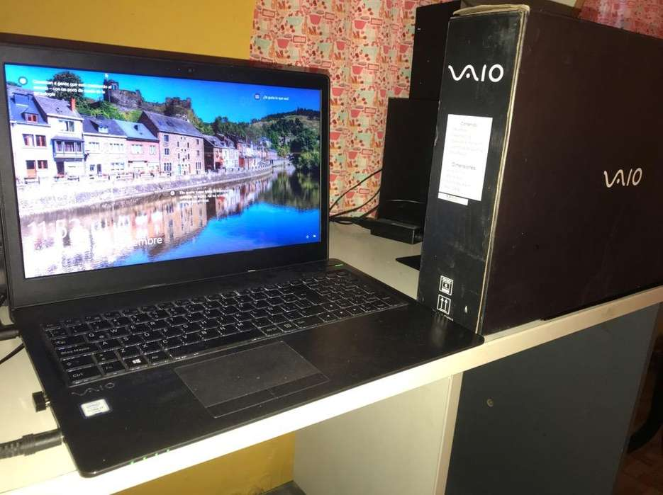Notebook Vaio Fit 15S, I7, 1Tb, 8 Gb Ram