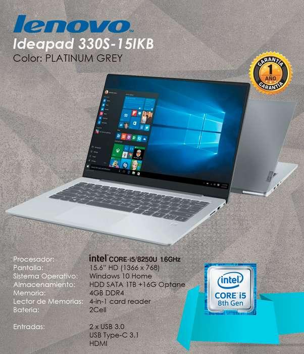 Lenovo Ideapad 330S-151KB / Core i5/8250U 1.6GHz
