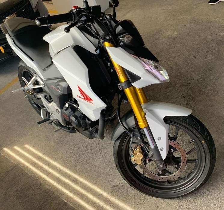 Honda Cb190R Nueva mod 2020 - Apenas 490 km