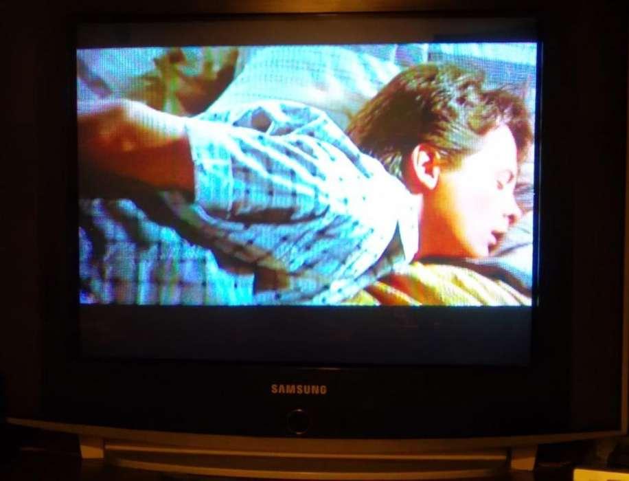 Tv Samsung 29 Flat Slim Fit con Control