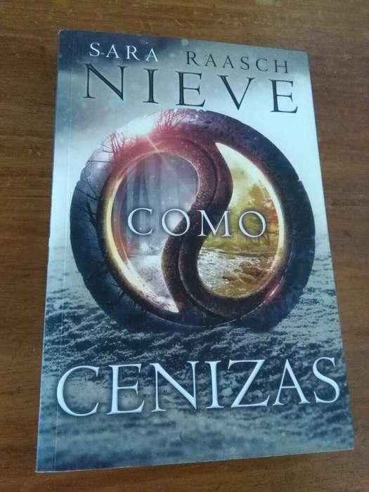 Nieve Como Cenizas . Sara Raasch LIBRO Novela 2015