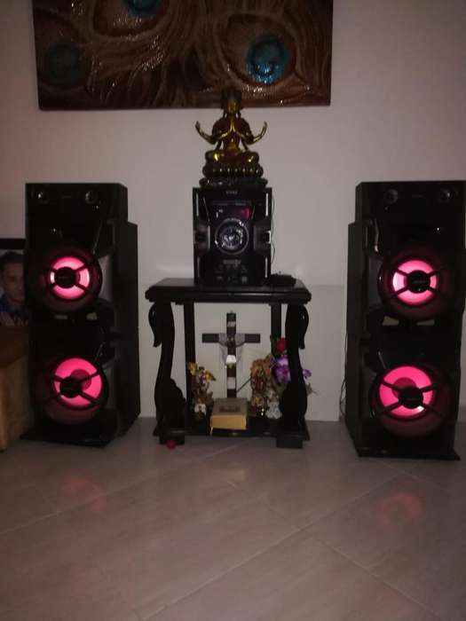 Equipo Sonido <strong>sony</strong>