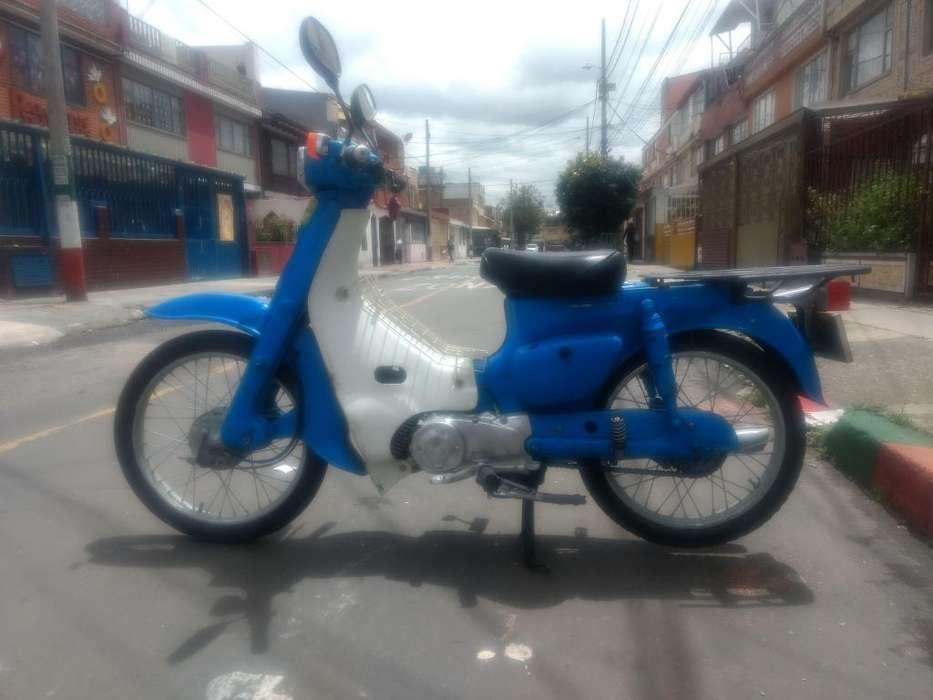 Moto Suzuki Fr 100 con Traspaso
