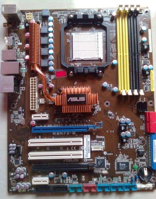 vendo en facatativá Board Asus m3n72d para Amd