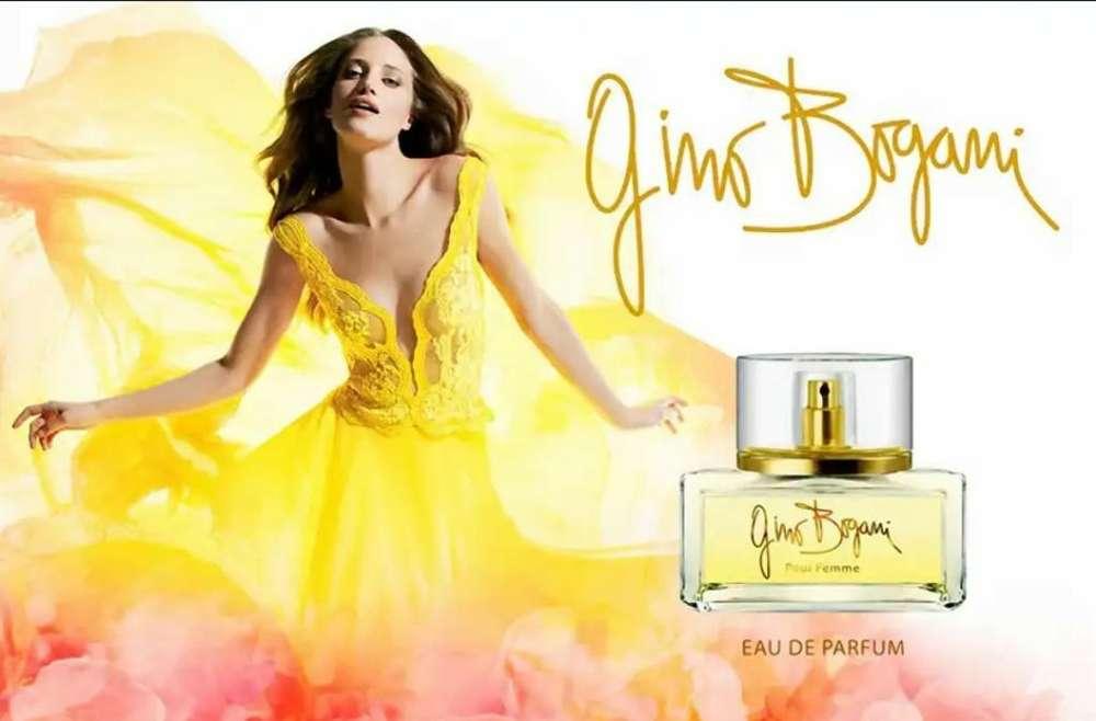 Perfume Gino Bogani Mujer