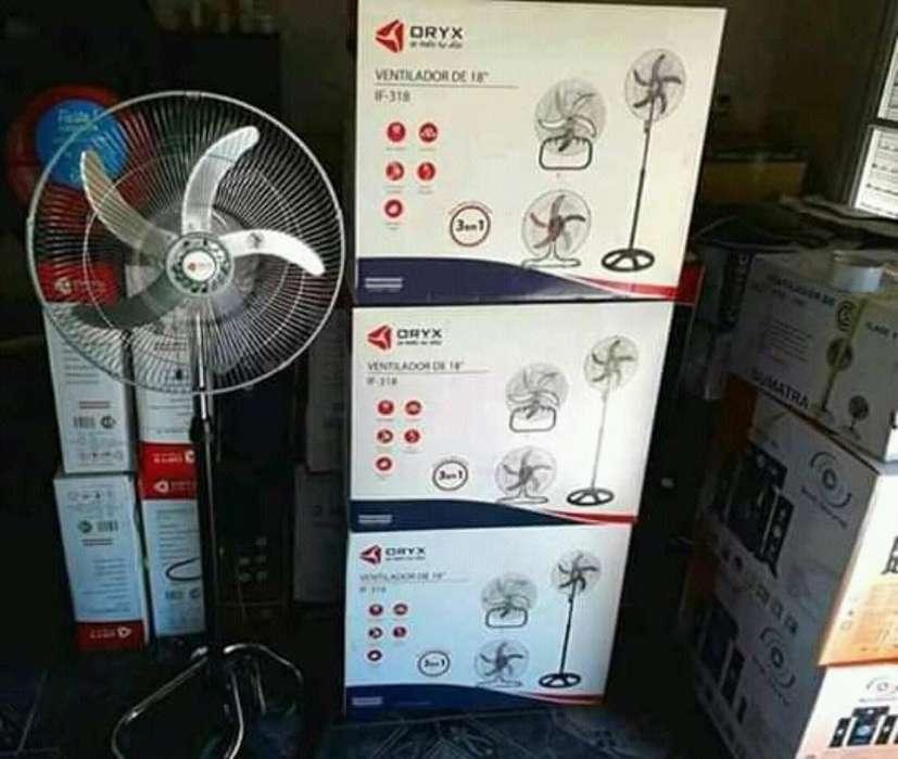<strong>ventiladores</strong> Nuevos de 18p 5paletas Meta