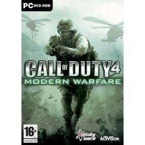 Call Of Duty 4 Modern Warfare PC !!!