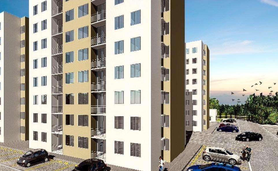 Apartamento nuevo piso 3 ascensor Pangola Jamundí - wasi_1387273