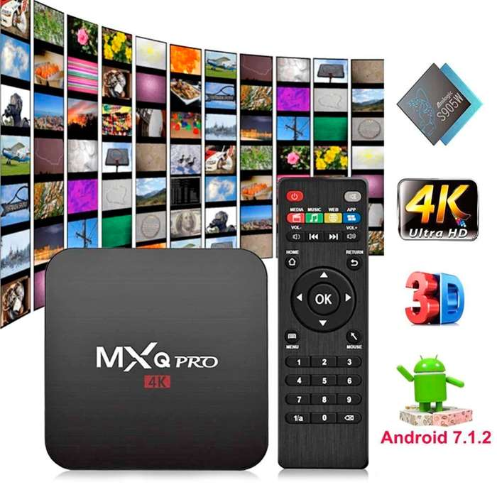 Tv Box Hdmi Convertidor De Tv A Smart Tv Android Netflix