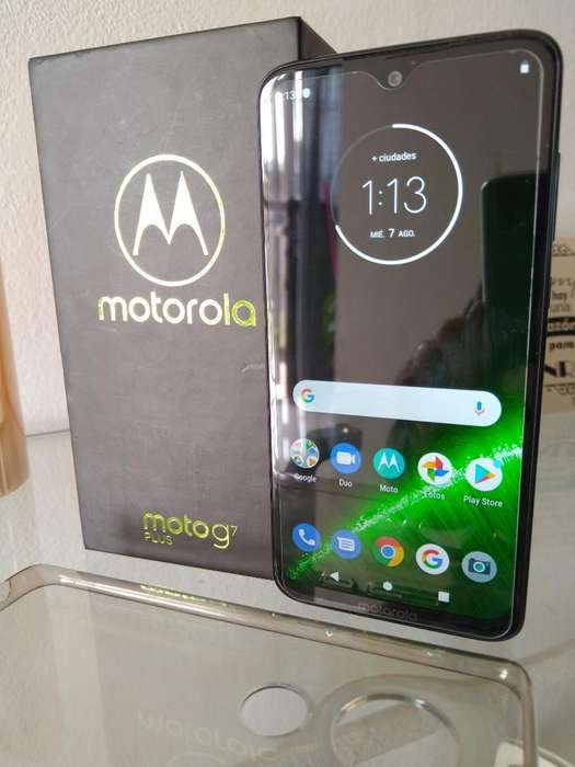 Moto G7 Plus Libre
