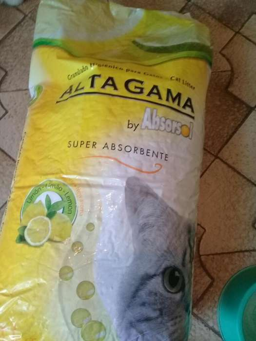 Sanitario Limón 4 Kilos