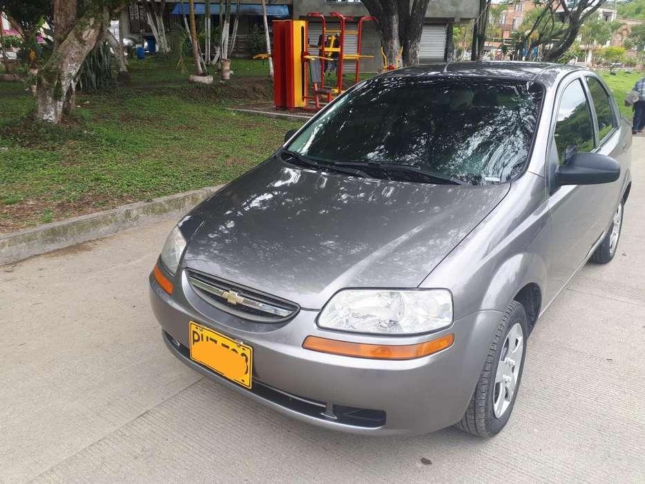 Chevrolet Aveo 2011 - 80346 km