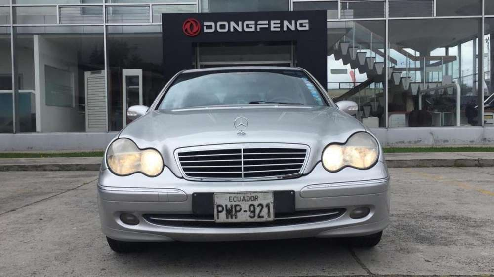 <strong>mercedes-benz</strong> Clase C 2001 - 171000 km