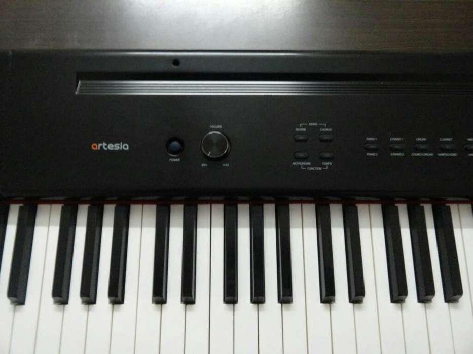 Piano Electrico Artesia Pa 88 H