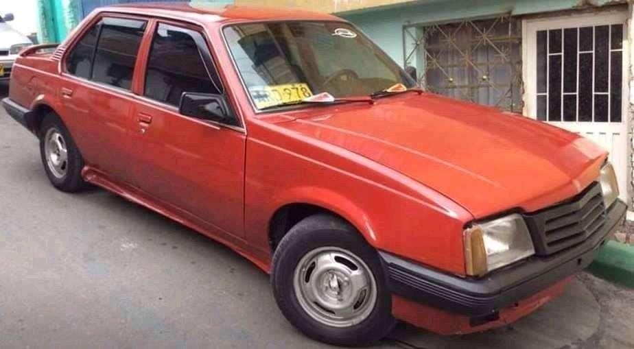 Chevrolet Monza 1987 - 1 km
