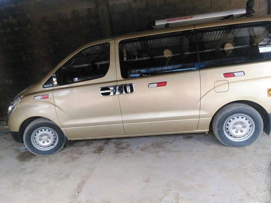 Vendo minivan H1