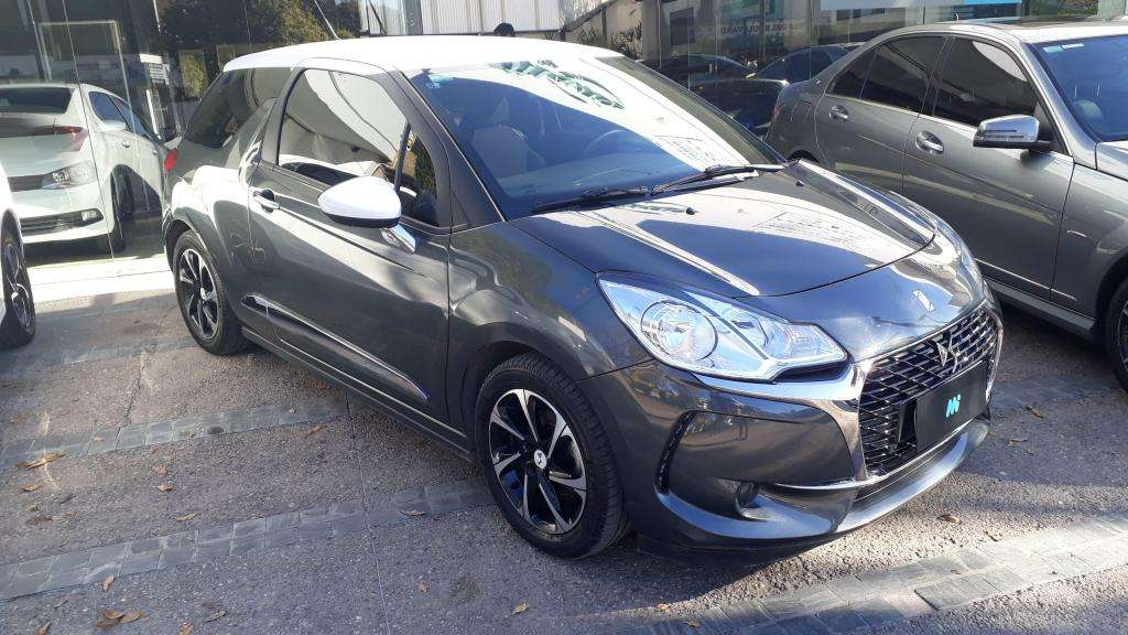 DS3 1.6 Be Chic 2017 - 350.000 y cuotas