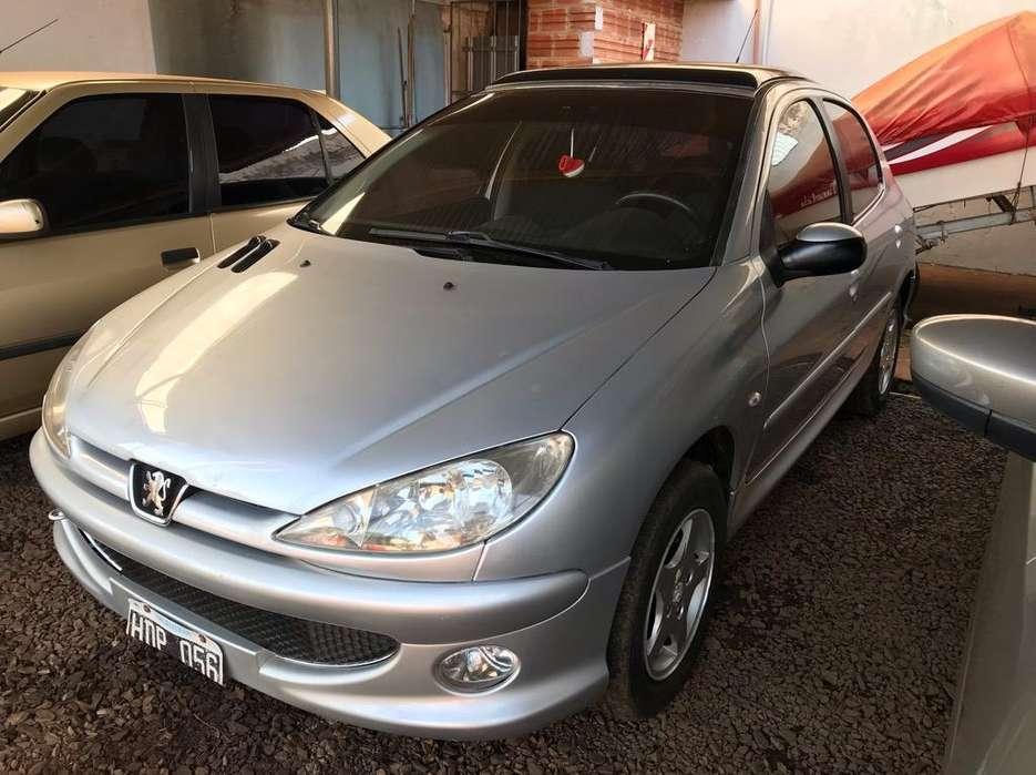 Peugeot 206 2008 - 81700 km