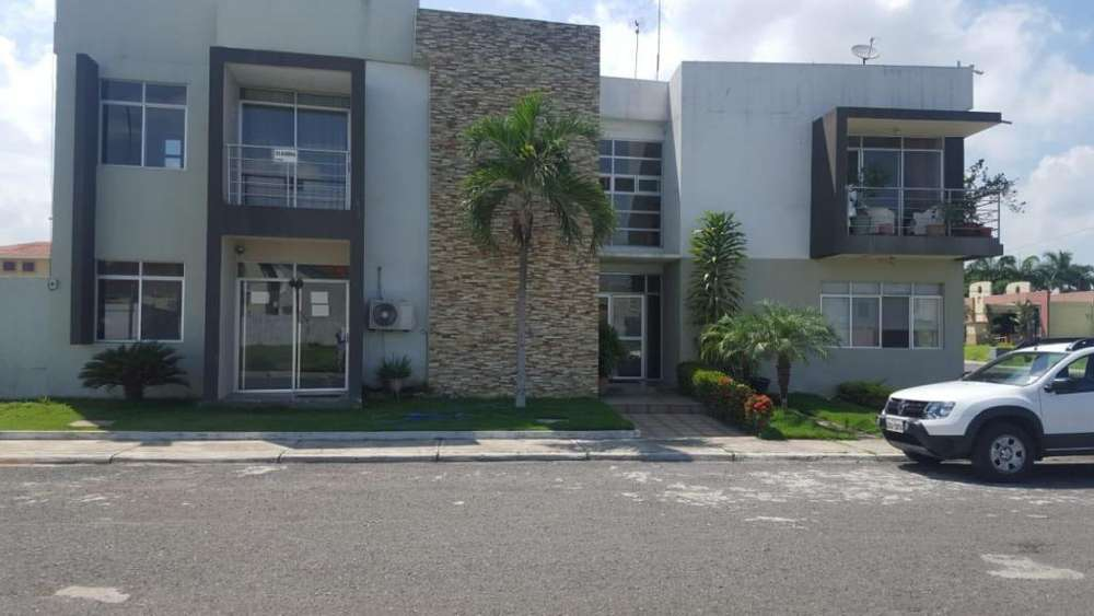 Se Alquila Departamento en Urbanización Vicriel, Aurora, Norte de la ciudad de Guayaquil