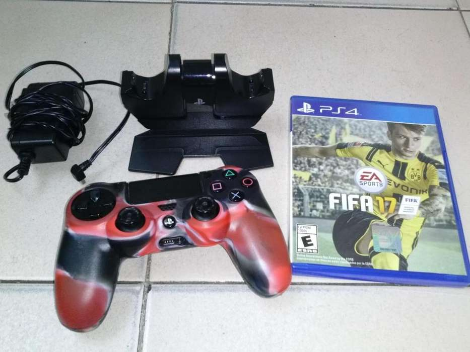 Combo Play Station 4
