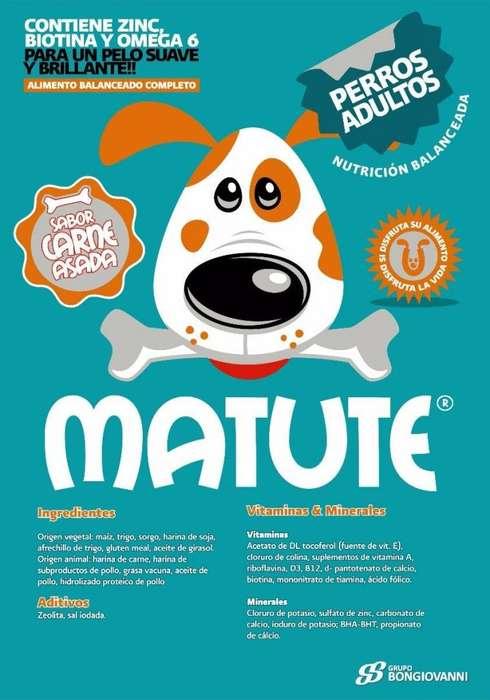 Alimento Perro Adulto MATUTE – x 20 kg