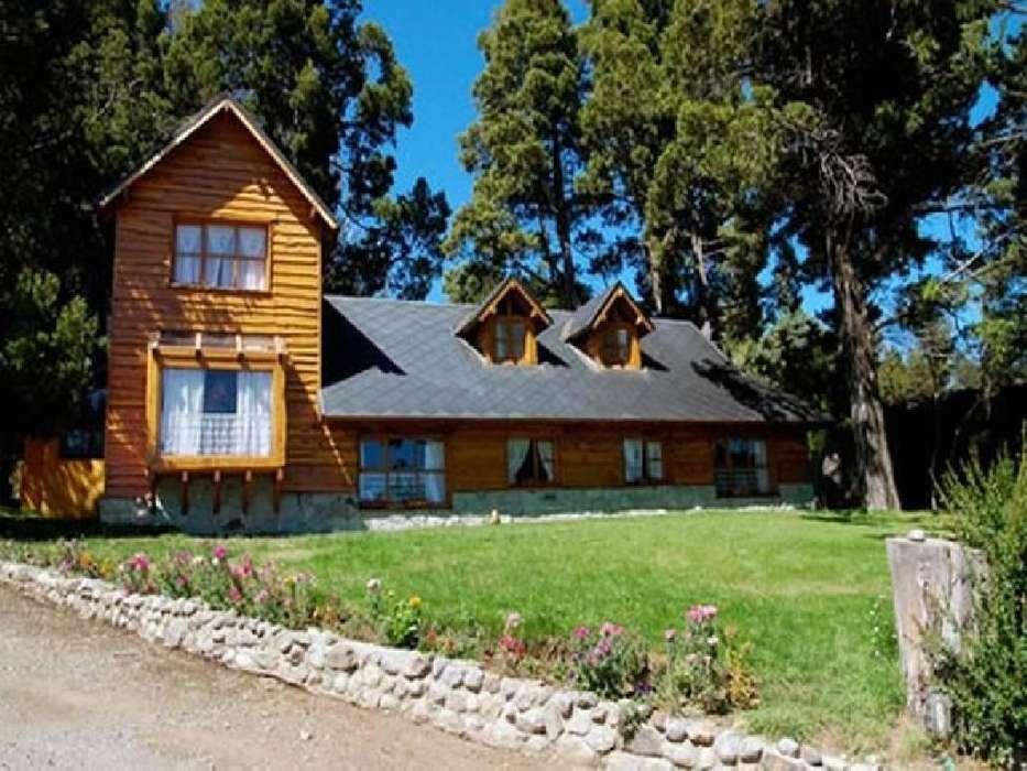 zn75 - Bungalow para 2 a 5 personas con cochera en San Carlos De Bariloche