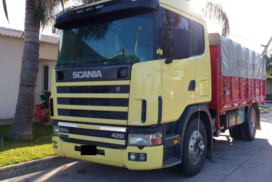 SCANIA 124L 420 VENDO
