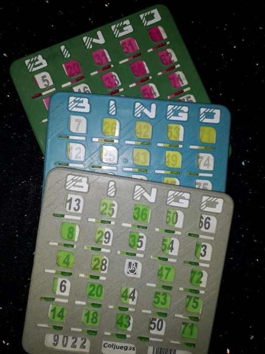 alquiler de bingo