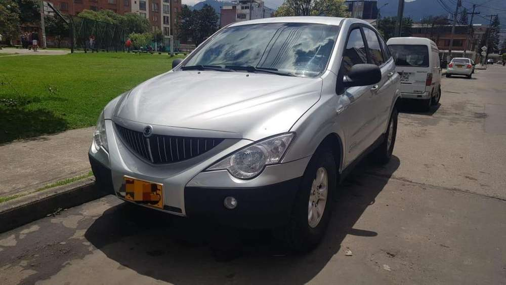 Ssangyong Actyon 2012 - 92000 km