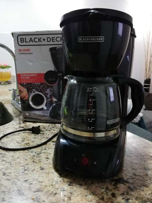 Cafetera Black And Decker 12 Tazas