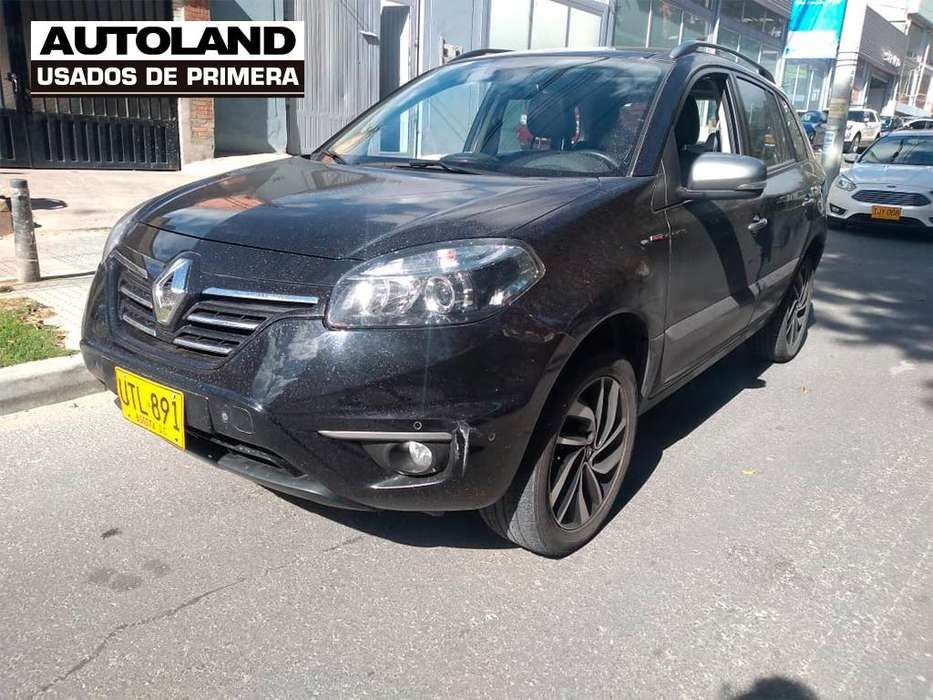 Renault Koleos 2015 - 48000 km