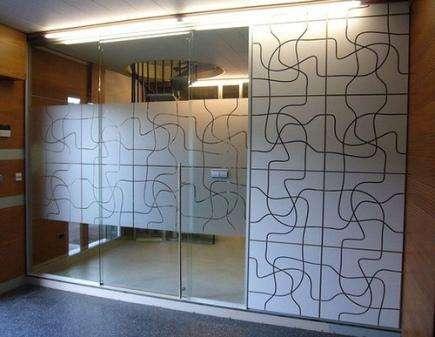 Decoramos tu oficina, vinilo frosted, vinilo vidrios, muros, madera. Fotomurales para tu hogar o negocio.