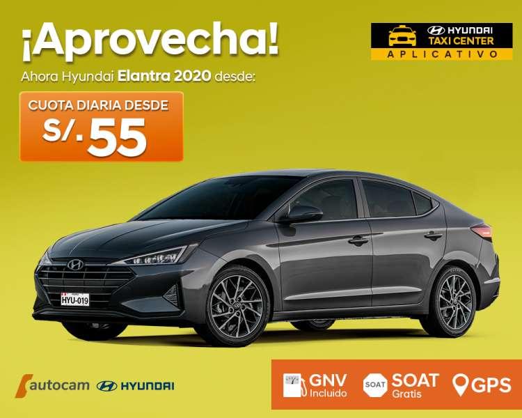 Hyundai Elantra 2020 - 0 km