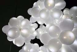 Luz Led 100 Piezas A Prueba De Agua Luz De Globo Led Blanca