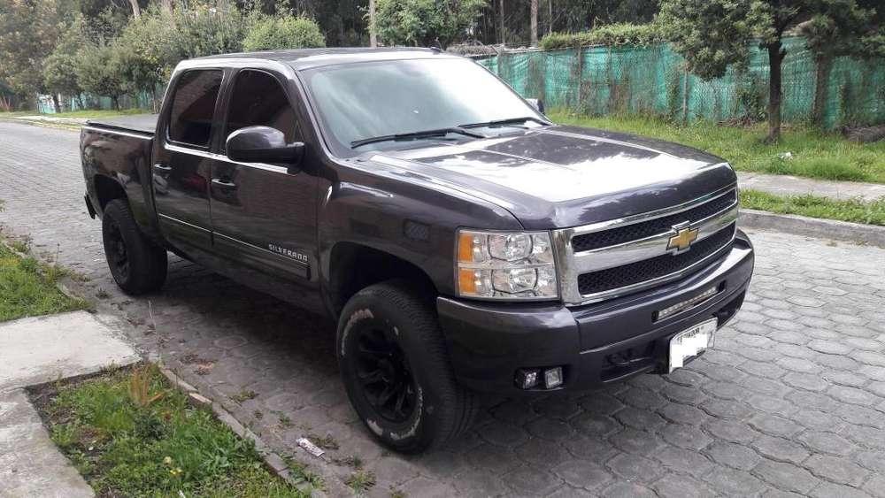 Chevrolet Silverado 2011 - 158650 km